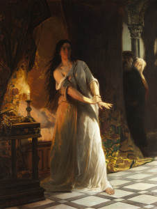 Lady Macbeth by Charles Soubre