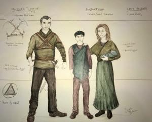 Macduff costumes