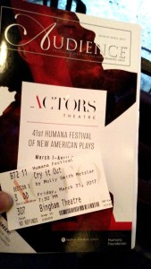 Humana Play Festival 2017 - Tickets and Program