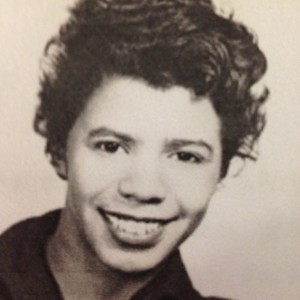 Lorraine Vivian Hansberry (May 19, 1930 to January 12, 1965) Photograph from Wikipedia