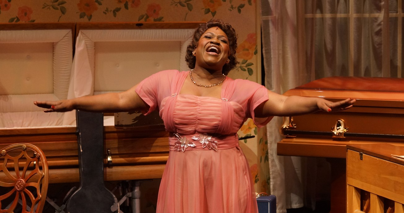 Jamecia Bennet as Sister Rosetta Tharp
