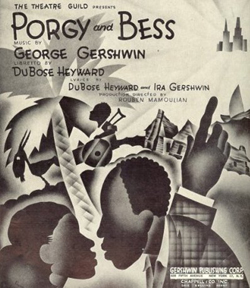 Porgy and Bess, 1935