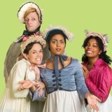 PARK SQUARE'S FIRST TAKE ON JANE AUSTEN IS A FROLICSOME GAME OF GENDER POLITICS