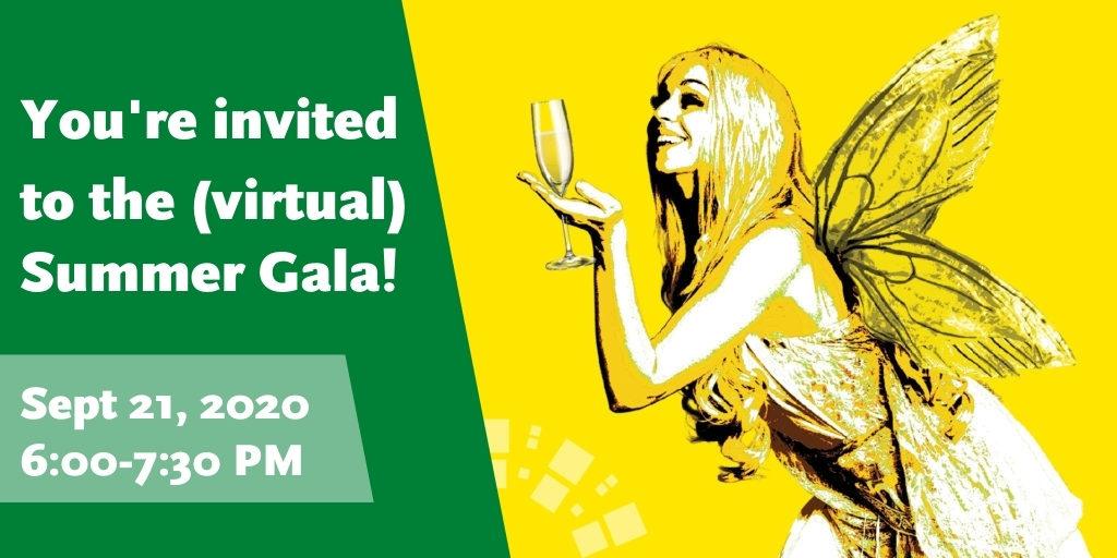 (Virtual) Summer Gala, September 21, 2020.