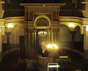 Vilna Shul Photograph by Jane Strauss