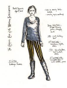Eliza Costume