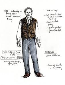 Merrick Costume