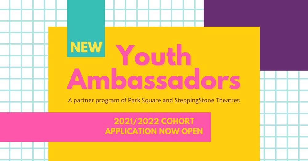 Youth Ambassadors: Applications Now Open