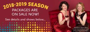 Park Square Theater 2018-19 Season Pakcages