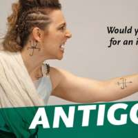 Antigone is a classic tragedy for a modern audience