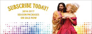 2016-17 Season Packages at Park Square Theatre