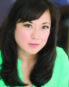 Katie Bradley played Madame Liang