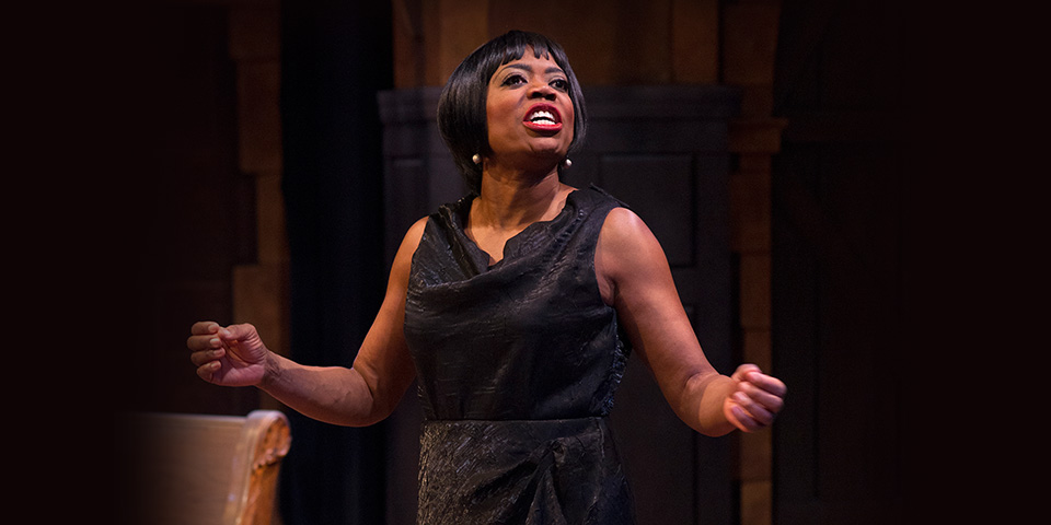 Nina Simone: Four Women at Park Square Theatre, 2017