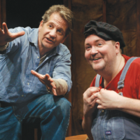 John Steinbeck's Classic: Of Mice and Men at Park Square Theatre