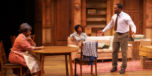 A Raisin in the Sun at Park Square Theatre in Saint Paul, MN - 2018