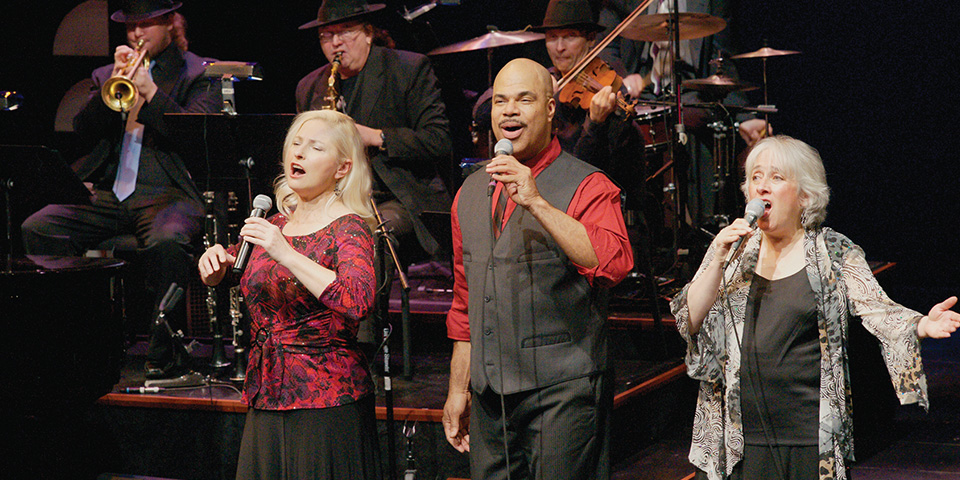 The Soul of Gershwin at Park Square Theatre, 2016