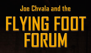 Joe Chvala and the Flying Foot Forum - Theatre in Minneapolis and Saint Paul, Minnesota