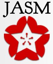 logo for Japan America Society of Minnesota