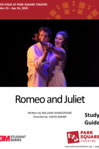 Park Square Study Guide for Romeo and Juliet