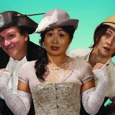 Park Square hits the high seas February 9 – March 25