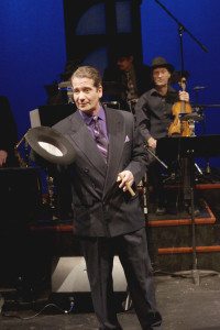 Michael Paul Levin as George Gershwin