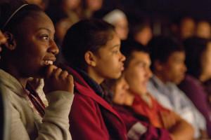 Education Program - Audience